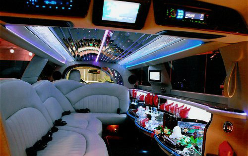 The Jacksonville Party Bus Prom Weddings Party Bus